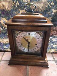 Howard Miller Vintage Samuel Watson Triple Chime Mantel Clock