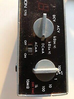Vintage Data Precision Model 175 Multimeter