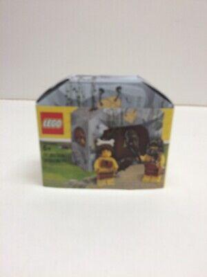 Lego 5004936 Promo Caveman & Cavewoman with Cave