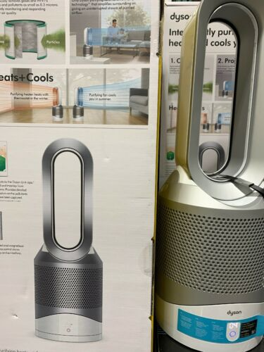 Dyson - Pure Hot + Cool Link Air Purifier - White