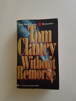 Without Remorse    New York Times  1 Best Seller  Tom Clancy