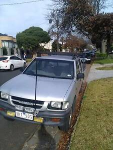 1999 Holden Rodeo Ute Richmond Yarra Area Preview