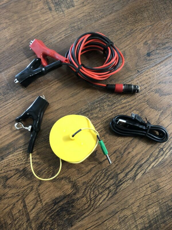 Vivax Metrotech Radiodetection compatable direct connect leads utility locate