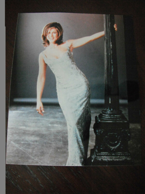 Jennifer Aniston Color 8x10 Promo Photo Picture