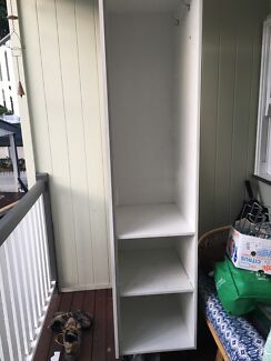 Wardrobe insert ( or pantry cavity) + door