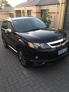 2009 Mitsubishi Outlander ZG RX Sports - 1 of 300! South Perth South Perth Area Preview