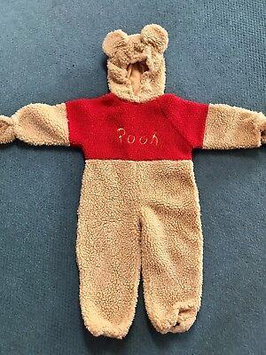 Toddler Disney Halloween Costumes (Winnie the Pooh & Tigger Toddler Disney Halloween Costumes 2-4T & 12-24)