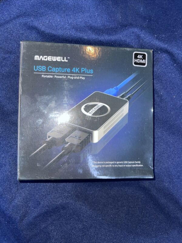 Magewell USB Capture HDMI 4K Plus Device 32090