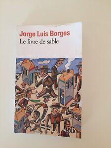«Le livre de sable» par Jorge Luis Borges