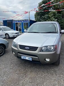 Ford territory 04 awd suv reg&rwc $4699 driveaway  Hoppers Crossing Wyndham Area Preview