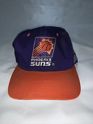 Vintage Phoenix Suns NBA Snapback Hat Cap - The G Cap RARE 1990's