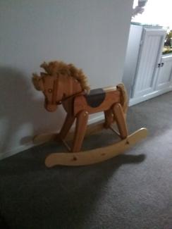 Bartolucci  rocking horse