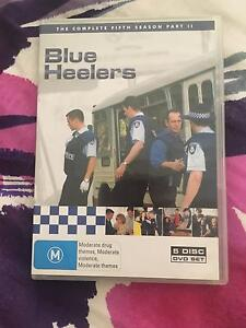 Blue Heelers season 5.2 Nuriootpa Barossa Area Preview