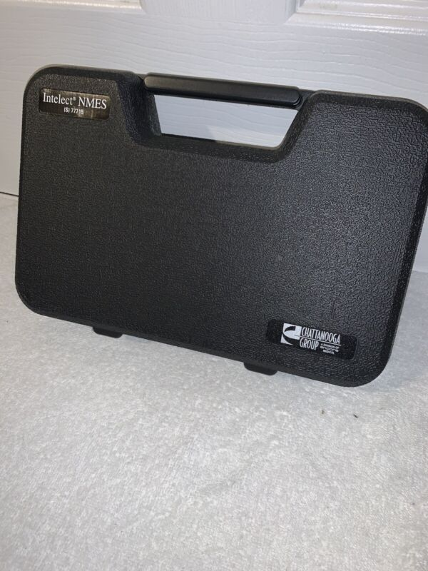 Chattanooga 77715 Intelect NMES Unit with Case Chattanooga Group Hard Shell Case