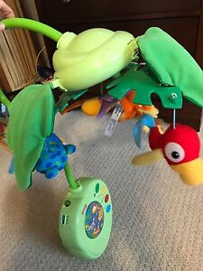 Fisher price jungle monile