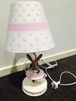 Kids Ballerina Lamp