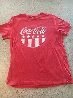 Mens XL Old Navy Coca-Cola T-shirt