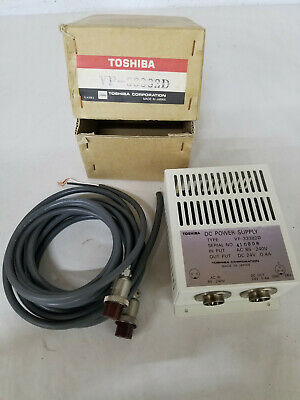 Toshiba Vp-33382d X-ray 24vdc Power Supply W Connectors