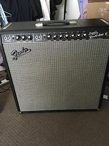 Fender '65 reissue Super Reverb Wolli Creek Rockdale Area Preview