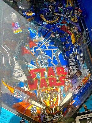 Vintage STARWARS Pinball Machine