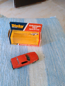 Vintage Dinky toys Camp Hill Brisbane South East Preview