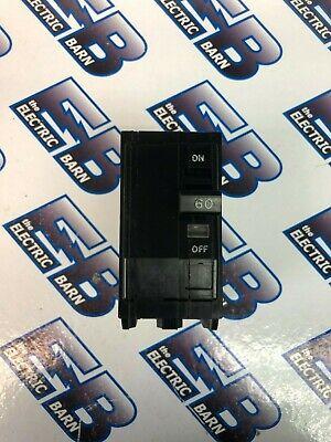 Square D Qo260 60 Amp 240 Volt 2p Plug In Circuit Breaker Black- Warranty