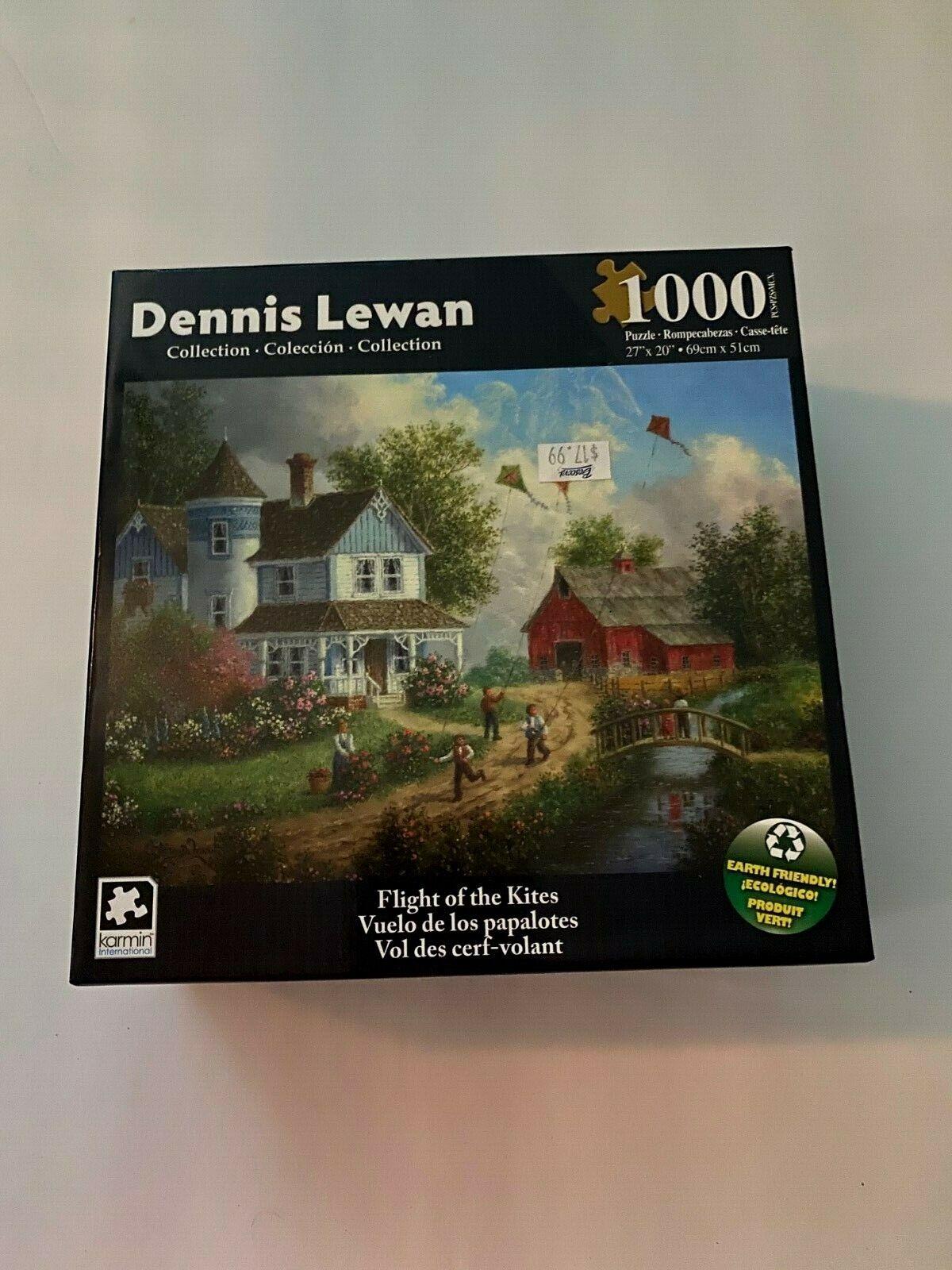 1000 piece jigsaw puzzle flight of