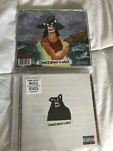 """Russ Album """"There's Really A Wolf"""""""