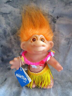 DAM Design Norfin Nikki, Hula Girl Troll, Style 5441, Copyright 1986 for sale  Elgin