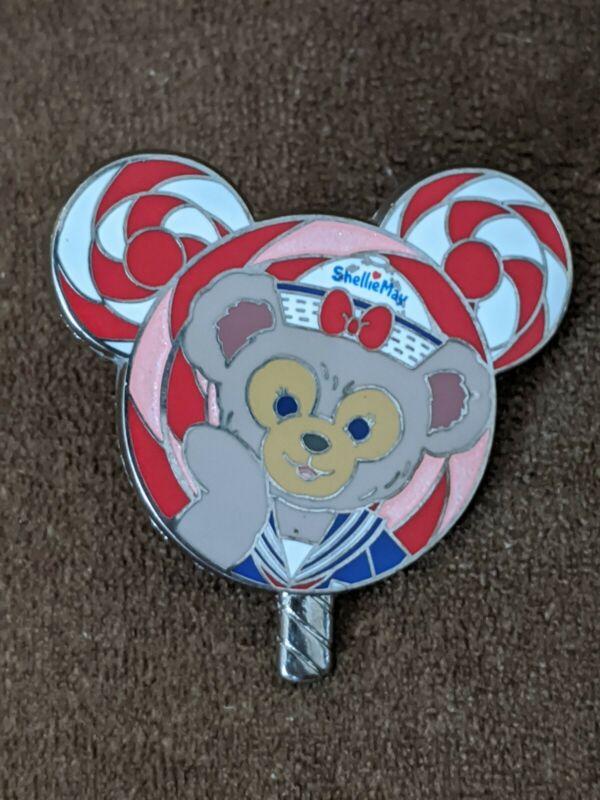 ShellieMay Duffy Lollipop Mystery Tin Collection HKDL Hong Kong Disneyland Pin