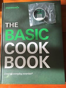 Thermomix Basic Cook Book and Chip Wollongong Wollongong Area Preview