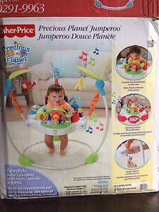 Fisher price - exerciseur Douce Planete