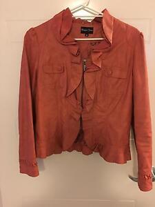 Ladies Ruffle Jacket size 16 Camden Camden Area Preview