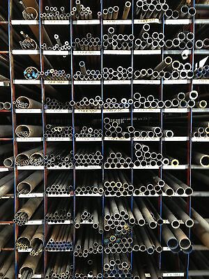 Dom Steel Round Tube 2 X .120 X 72
