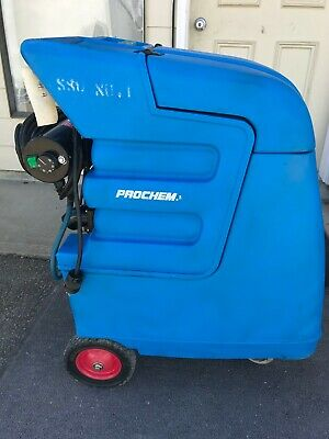 Prochem Cheyene Heated Carpet Extractor