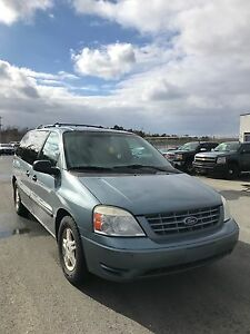 2005 Ford FREESTAR 4.2L SE Mini Van