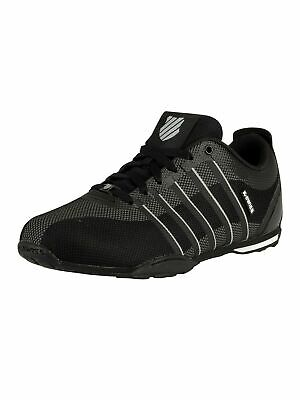 K-Swiss Men's Arvee 1.5 Tech Trainers, Black