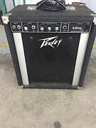 Peavey minx bass amp Noble Park North Greater Dandenong Preview