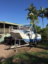 6.1m Marlin Broadbill 5mm Plate Reef/Fishing Boat Railway Estate Townsville City Preview