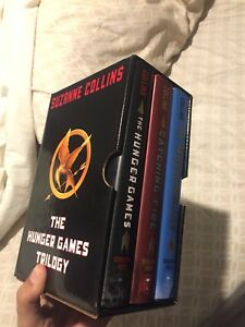 The Hunger Game trilogy complete serie