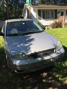 2005 Manual Ford Focus