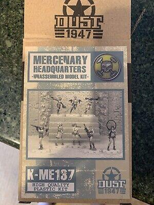 dust 1947 mercenary tactics Headquarters