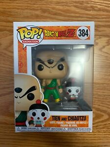 Tien and Chiaotzu POP! Funko