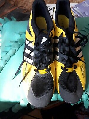 Adidas Originals Mens Equipment yellow and grey Trainers Size 13