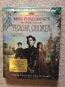 Miss Peregrine's Home For The Peculiar Children