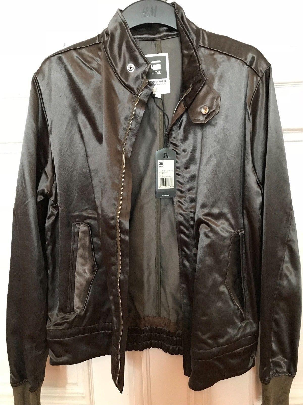 G-Star GStar Herren stylische Jacke Coat Navy Gr. M NEU mit Etikett