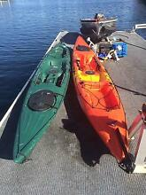 Prowler Elite fishing/camping Kayak Parrearra Maroochydore Area Preview