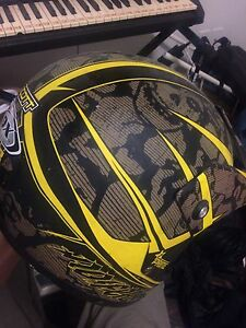NO FEAR 1Prime Small Dirt-bike Helmet
