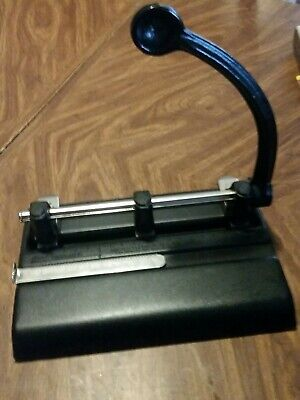 Master Products Adjustable 3 Hole Paper Puncher 1325pb
