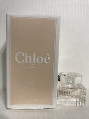 CHLOE Perfume by Chloe 0.17 oz 5 ml EDT Eau De Toilette Splash Women MINIATURE